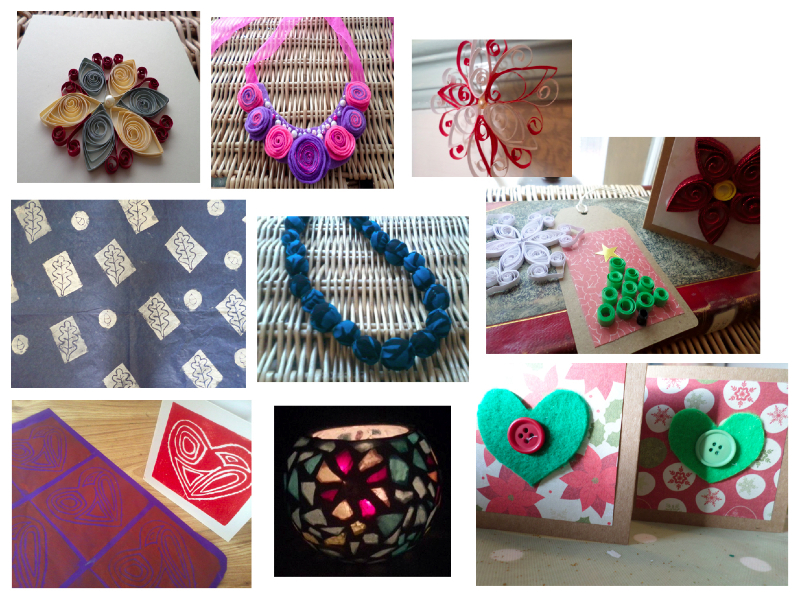 Craft projects for adults uk for Easy art projects for adults