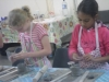 summer art club bath pottery