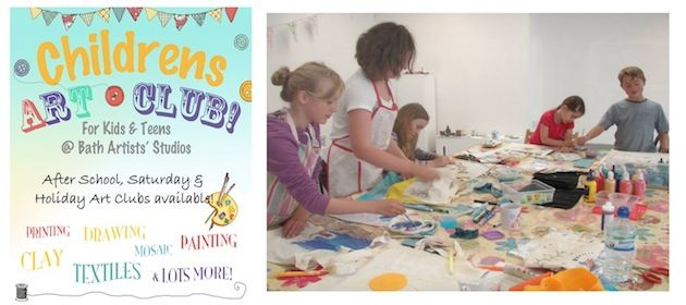 Children's Art Workshops