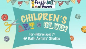 kids art craft class course workshop bath