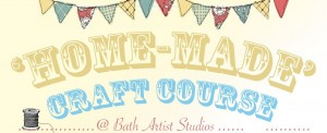 craft art workshop adult Bath sewing mosaic course class