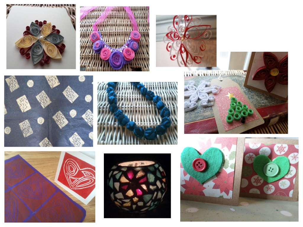Print, Jewellery, Quilling, Paper-crafts