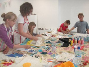 Children's Craft Holiday workshops