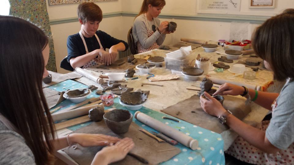 Adult and Teen Classes and Workshops - Art & Beyond